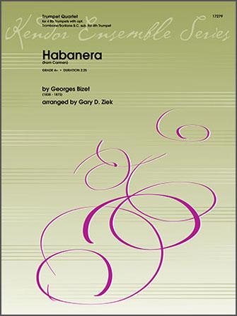 Habanera (from Carmen) - 1st Bb Trumpet