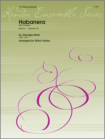 Habanera (from Carmen) - 4th Trombone