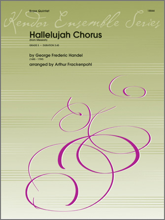 Hallelujah Chorus (from Messiah) - Horn in F