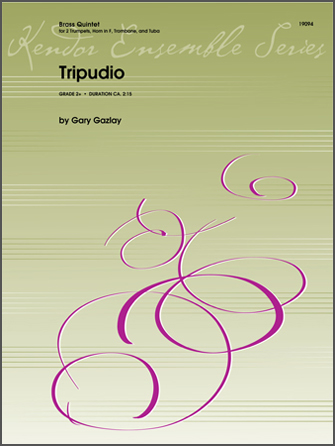 Tripudio - Full Score