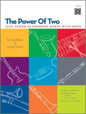 The Power Of Two - Tenor Saxophone