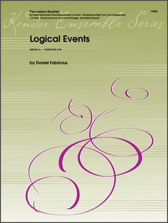 Logical Events - Percussion 1