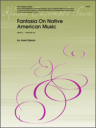 Fantasia On Native American Music - Percussion 7