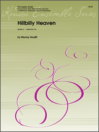 Hillbilly Heaven - Percussion 1