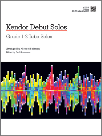 Kendor Debut Solos - Tuba - Piano Accompaniment
