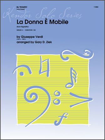 La Donna E Mobile (from Rigoletto) - Piano