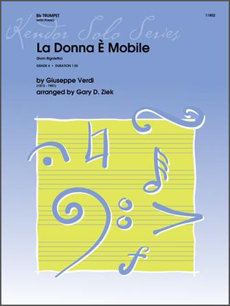 La Donna E Mobile (from Rigoletto) - Trumpet