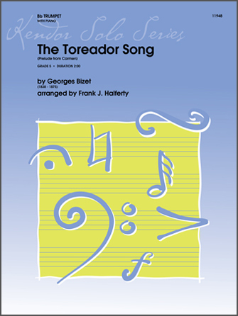 The Toreador Song (Prelude From Carmen) - Piano