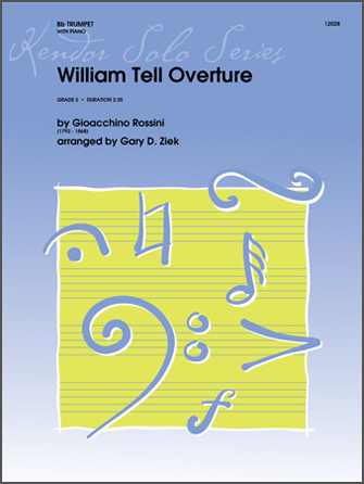 William Tell Overture - Piano