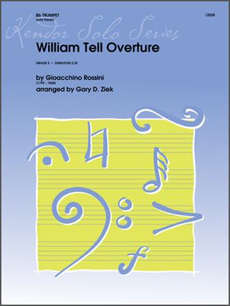 William Tell Overture - Trumpet