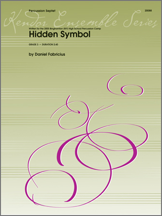 Hidden Symbol - Percussion 4