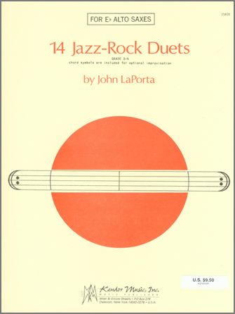 14 Jazz-Rock Duets