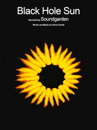 Soundgarden - Black Hole Sun - Sheet Music at Stanton's ...