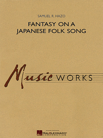 Fantasy On A Japanese Folk Song - Eb Alto Saxophone 1