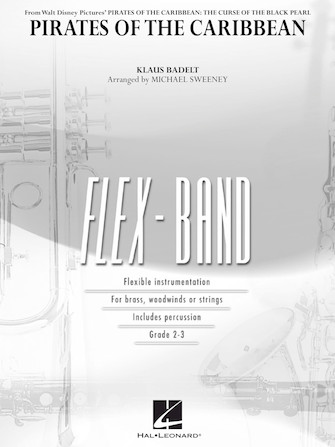 Pirates Of The Caribbean (Flex-Band) - Band Music Download
