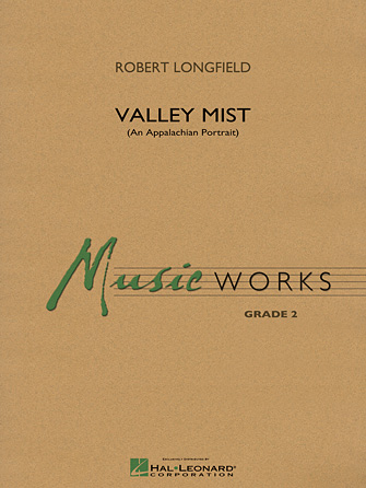 Valley Mist (An Appalachian Portrait) - Percussion 1