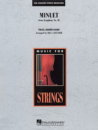 Minuet (from Symphony No. 88) - Violin 2