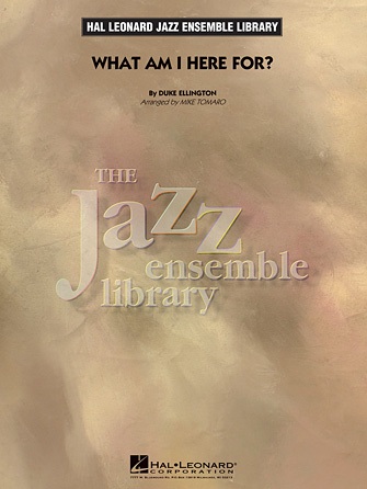 What Am I Here For? - Alto Sax 1