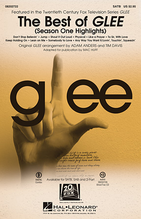 The Best Of Glee (Season One Highlights)