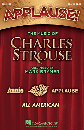 Applause! - The Music of Charles Strouse