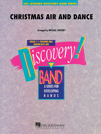 Christmas Air And Dance - Band Music Download