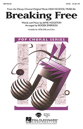 Breaking Free - Choral Music Download