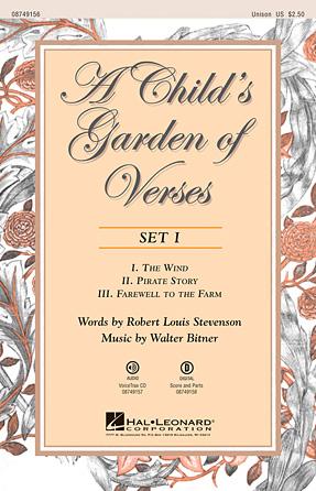 A Child's Garden of Verses (Set I)