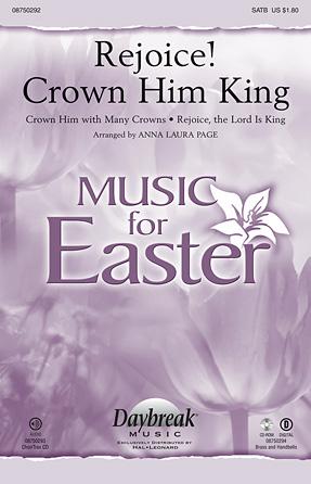 Rejoice! Crown Him King