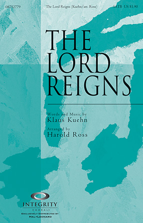 The Lord Reigns - Full Score