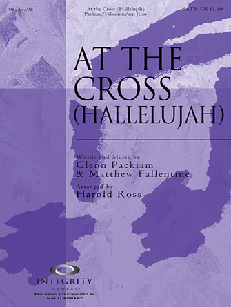 At The Cross (Hallelujah) - Tenor Sax (sub. Tbn 2)