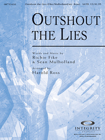 Outshout The Lies - Violin 1