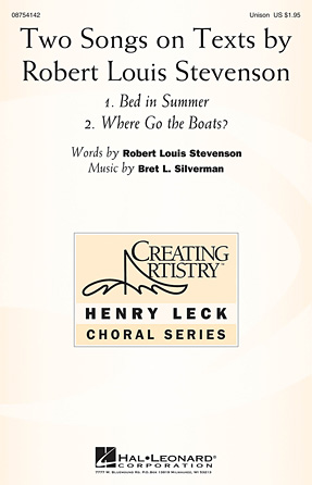 Two Songs On Texts By Robert Louis Stevenson
