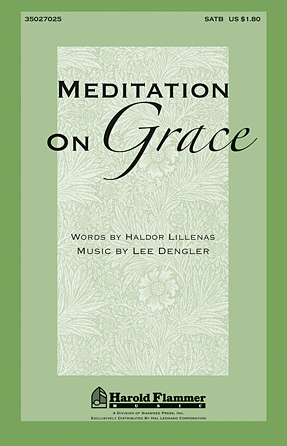 Meditation On Grace