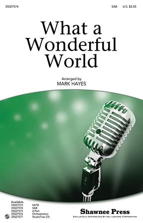 What A Wonderful World