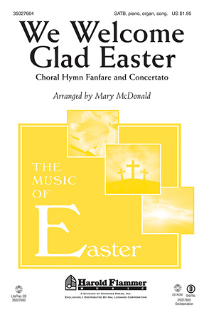 We Welcome Glad Easter