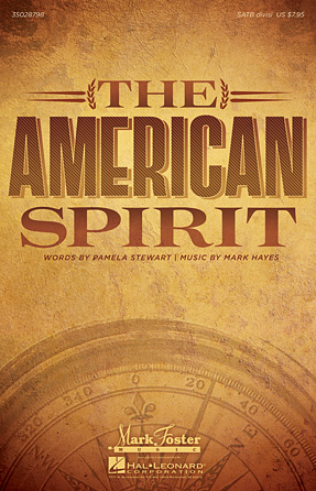 The American Spirit - Violin 2