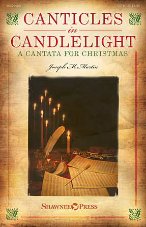 Canticles in Candlelight - Bb Clarinet 1,2
