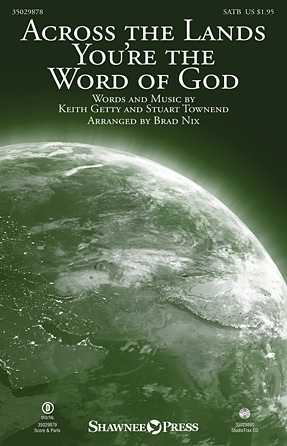 Across the Lands You're the Word of God - Acoustic Guitar/Electric Bass