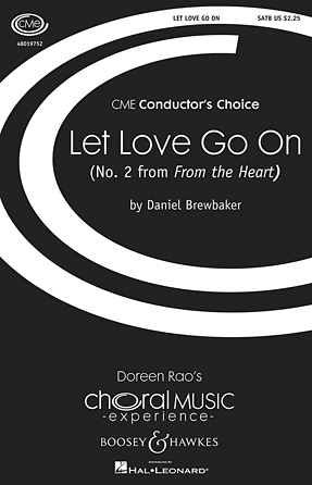Let Love Go On (No. 2 from
