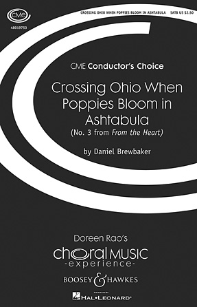 Crossing Ohio When Poppies Bloom In Ashtabula (No. 3 from