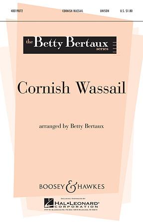 Cornish Wassail