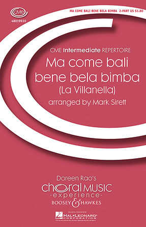 Ma Come Bali Bela Bimba (La Villanella)
