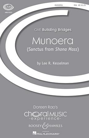 Munoera (Sanctus From The Shona Mass)