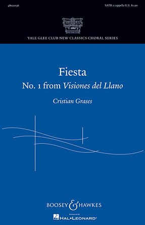 Fiesta (No. 1 From Visiones Dellano)