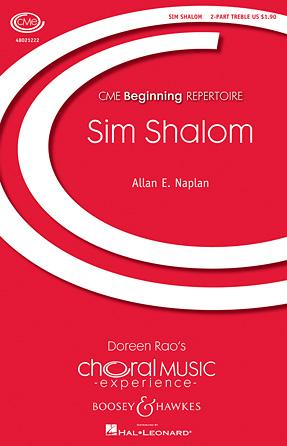 Sim Shalom (Grant Peace)