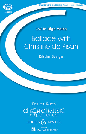 Ballade With Christine De Pisan