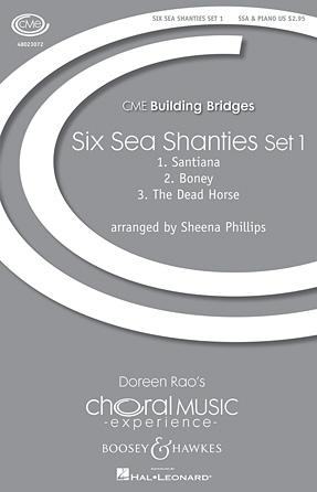 Six Sea Shanties Vol. 1