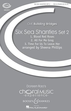 Six Sea Shanties Vol. 2