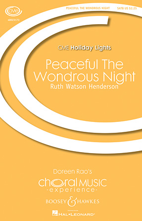 Peaceful The Wondrous Night