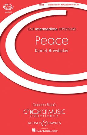 Peace - Marimba